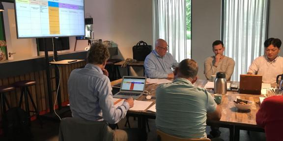 Werksessie primaire beheerproces bij Stadsbeheer Zoetermeer