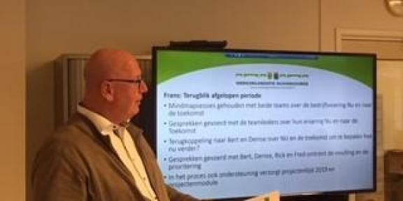 Inzet InnoFra en Inter Assetmanagement bij Werkorganisatie Duivenvoorde geïntensiveerd